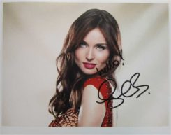 Sophie Ellis-Baxter Signed Photo