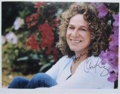 Carole King Signed Photo