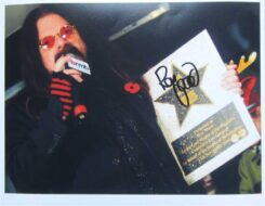 Roy Wood Signed Photo