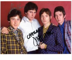 The Small Faces Signed Photo