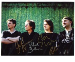 Porcupine Tree Signed Photo