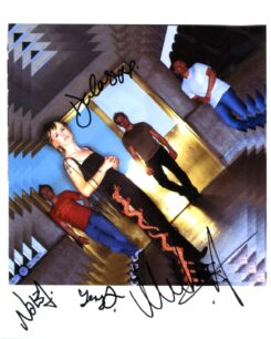 The Cranberries Signed Photo