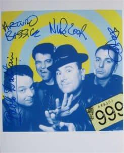 999 Signed Photo