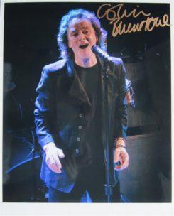 Colin Blunstone Signed Photo
