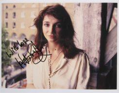 Kate Bush Signed Photo