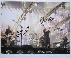 Genesis Signed Photo