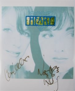 Heart Signed Photo