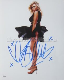 Billie Piper Signed Photo