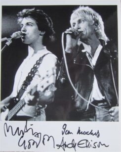 Radio Stars Signed Photo