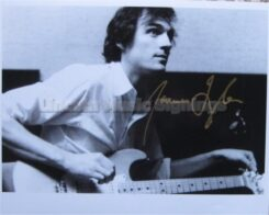 James Taylor Signed Photo