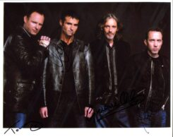 Wet Wet Wet Signed Photo