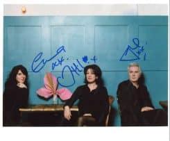 Lush Signed Photo