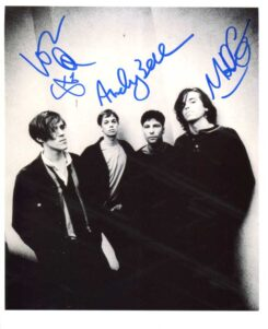 Ride Signed Photo