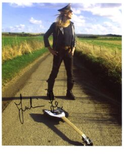Julian Cope Signed Photo