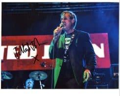 Jilted John Signed Photo