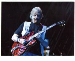 Justin Hayward Signed Photo
