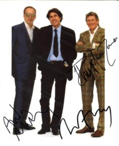 Roxy Music Signed Photo