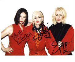 Bananarama Signed Photo