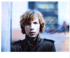 Beck Signed Photo