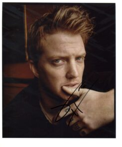Josh Homme Signed Photo