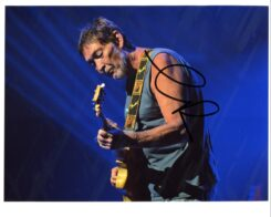 Chris Rea Signed Photo