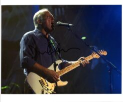 Dave Gilmour Signed Photo