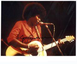 Joan Armatrading Signed Photo