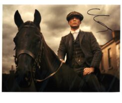 Cillian Murphy Signed Photo